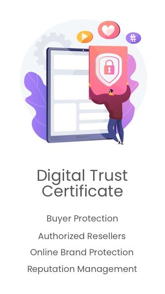Digital Trust Certificates